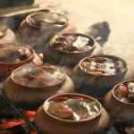 Về làng Vũ Đại học làm cá kho Bá Kiến