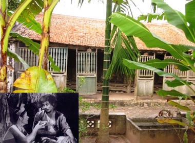 Khu nhà Bá Kiến hiện đang là nơi thu hút nhiều du khách đến tham quan