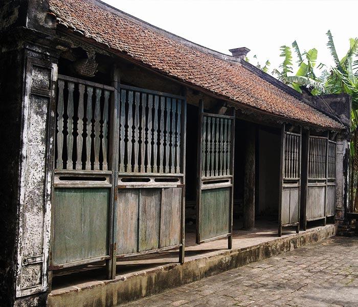 Kiến trúc độc đáo trong từng đường nét của căn nhà
