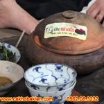 Niêu cá kho Bá Kiến- Dasavina luôn thơm ngon và đặc biệt nhất làng Vũ Đại