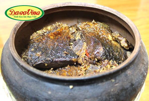 Cá kho Bá Kiến của Dasavina đảm bảo chất lượng, an toàn vệ sinh thực phẩm