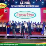 Vinh danh DASAVINA – Tự hào thương hiệu Việt Nam