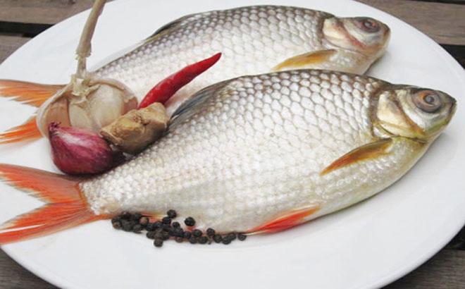 Nguyên liệu cho món cá kho tiêu