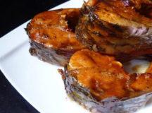 Thưởng thức món cá kho đơn giản cùng cơm nóng