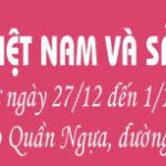 DASAVINA tham gia hội chợ Tự hào hàng Việt Nam và Sản phẩm truyền thống 2016