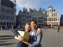 Tại Bỉ, trẻ em cũng rất yêu thích món ăn cá kho Bá Kiến của công ty DASAVINA