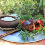 Hình ảnh cho món cá kho làng Vũ Đại