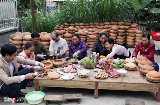 Cá kho Bá Kiến có cơ sở sản xuất tại Hà Nam
