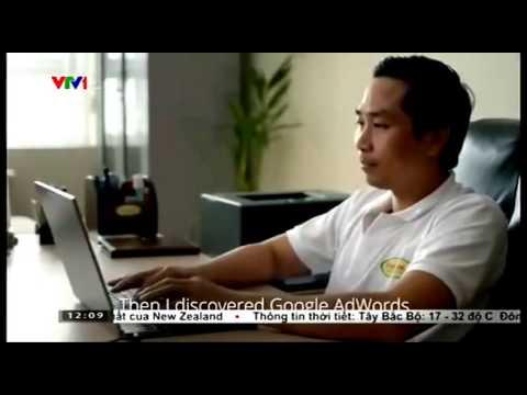 Anh Toàn đã có khoảng thời gian miệt mài ngồi máy tính tìm kiếm cách kinh doanh online
