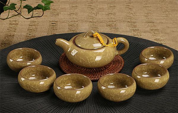 Bộ ấm trà dành tặng người thân, bạn bè