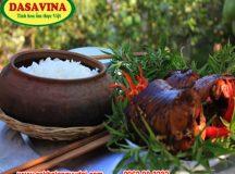 Cá kho Bá Kiến ăn cùng cơm nóng, hương vị vô cùng tuyệt vời