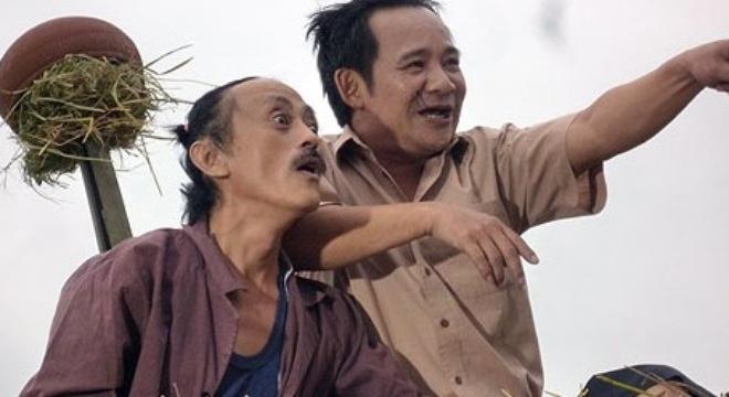 Quang Tèo là danh hài với những vai diễn chân thật, được nhiều người yêu thích