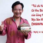 """NSUT Quang Tèo """"chỉ nghiền cá kho cụ Bá Kiến"""""""