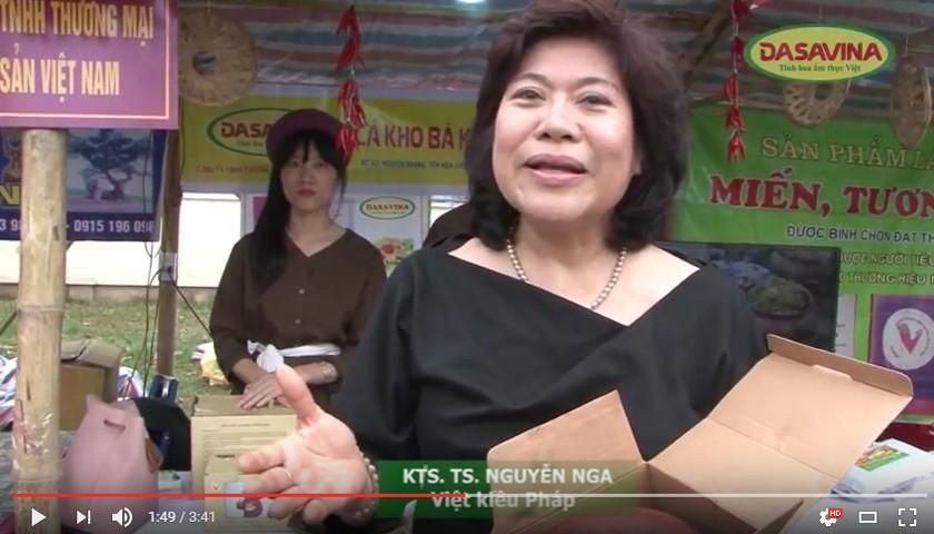 Chia sẻ KTS. TS. Nguyễn Nga về món cá kho Bá Kiến