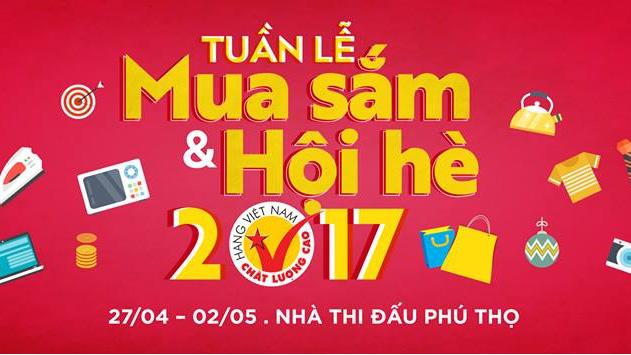 Chủ đề hội chợ hàng Việt Nam tại Hồ Chí Minh