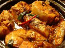 Cá chép kho gừng - một món ăn dân dã